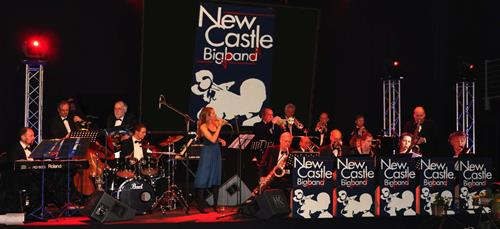 new castle big band